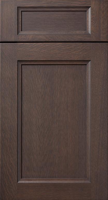 Cabinet door overlay